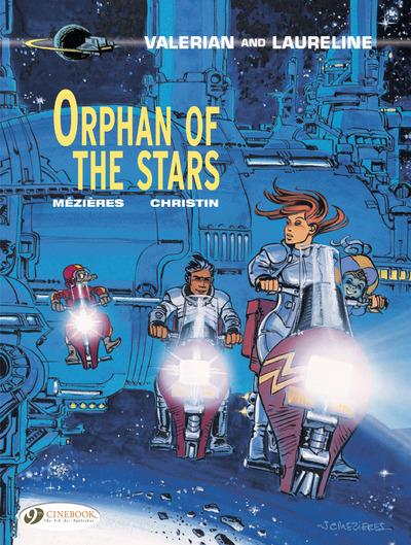 Valerian T.17 ; orphan of the stars