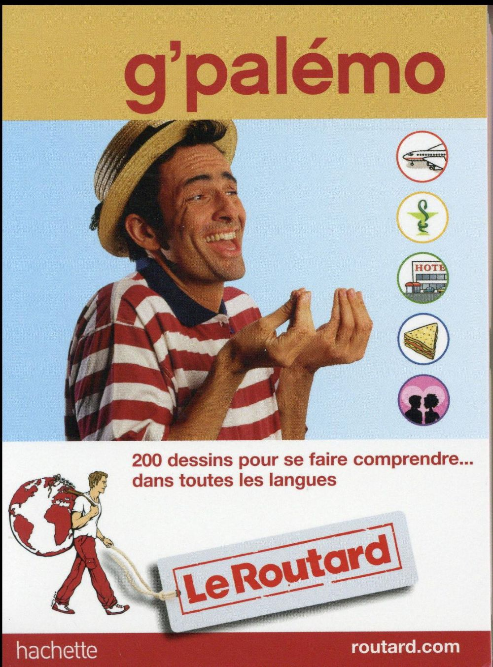 Guide du Routard ; g'palémo