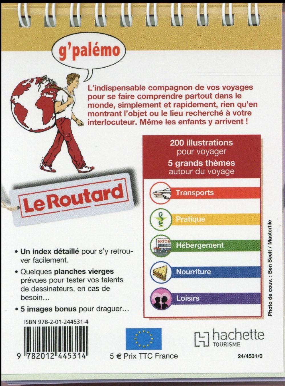 Guide du Routard ; g'palémo