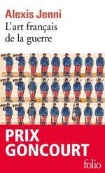 Vente Livre Numérique : L'art français de la guerre  - Alexis Jenni