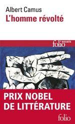 Vente Livre Numérique : L'homme révolté  - Albert Camus