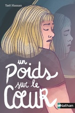 Vente EBooks : Un poids sur le coeur - Dès 11 ans  - Yaël Hassan