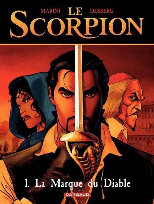 Le scorpion T.1 ; la marque du diable