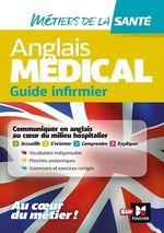 Vente Livre Numérique : Anglais médical - guide infirmier  - Kamel Abbadi - Pierre Jacquot - Amel Zehouane-Siviniant - Katia Bureau