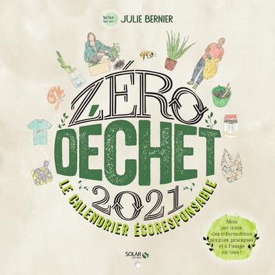 Calendrier zéro déchet (édition 2021)