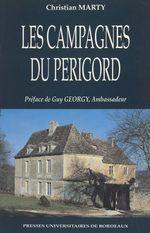 Les campagnes du Périgord  - Christian Marty