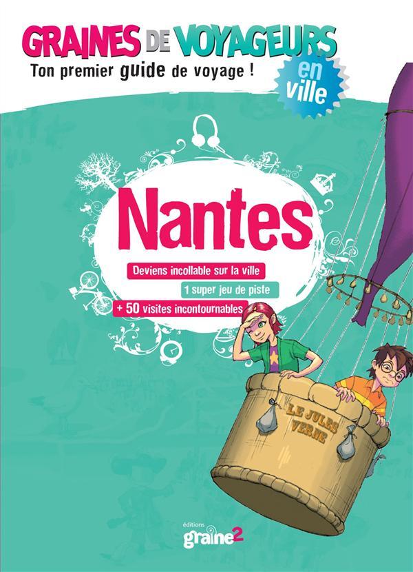 GRAINES DE VOYAGEURS ; Nantes