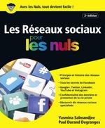 Vente EBooks : Les Réseaux sociaux pour les Nuls grand format, 2e édition  - Paul DURAND-DEGRANGES - Yasmina SALMANDJEE LECOMTE