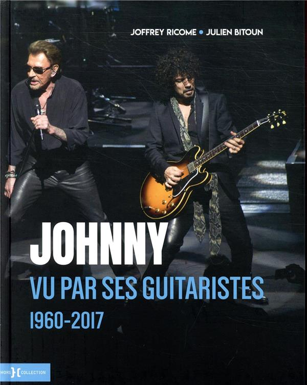 Les guitaristes de Johnny Hallyday