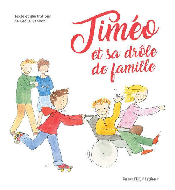 TIMEO ET SA DROLE DE FAMILLE