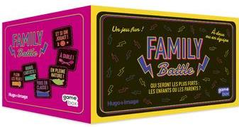 Game box family battle