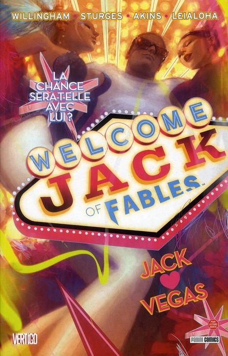 Jack of Fables T.2 ; Jack Vegas