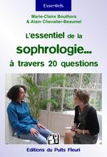 Vente Livre Numérique : L'essentiel de la sophrologie... à travers 20 questions  - Marie-Claire Bouthors - Alain Chevalier-Beaumel