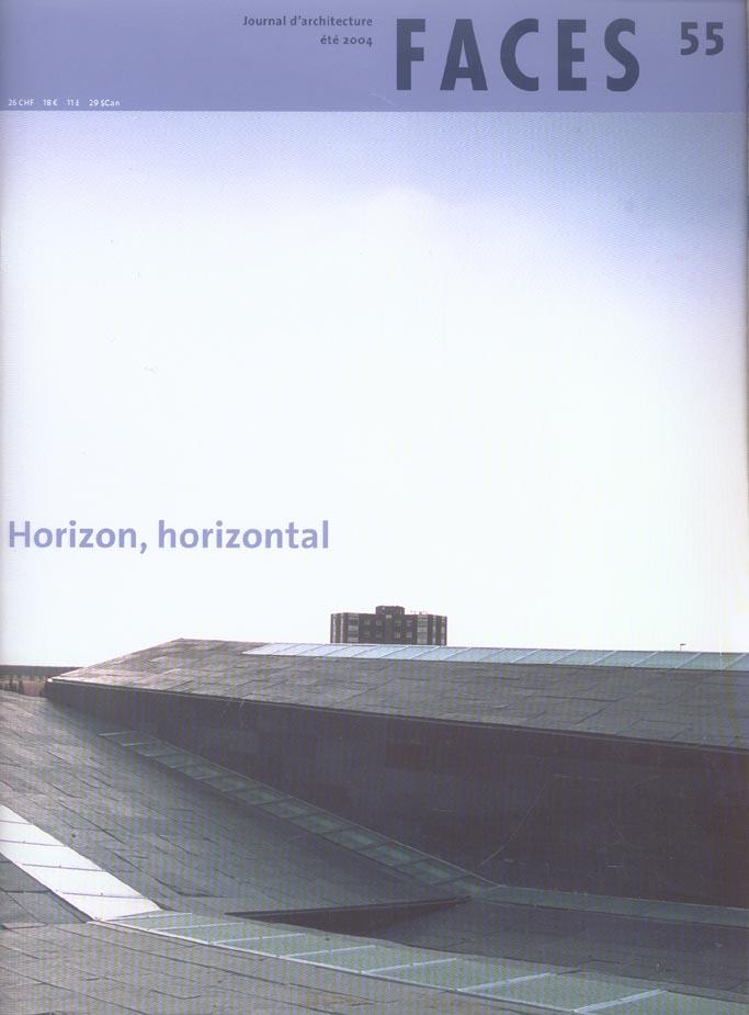 Faces 55 horizon horizontal 2004