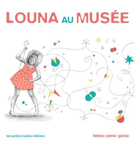 Louna au musée