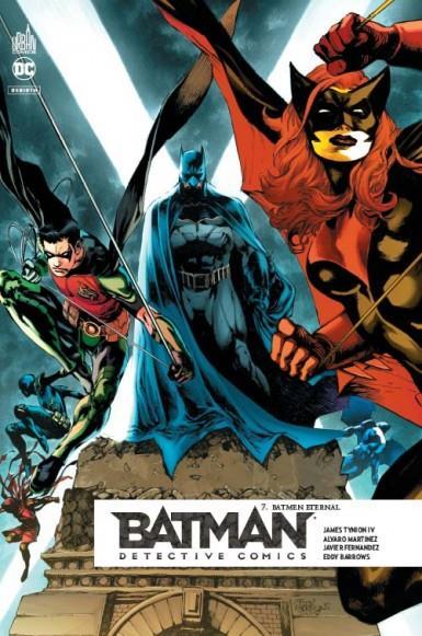 Batman - detective comics t.7 ; Batmen eternal