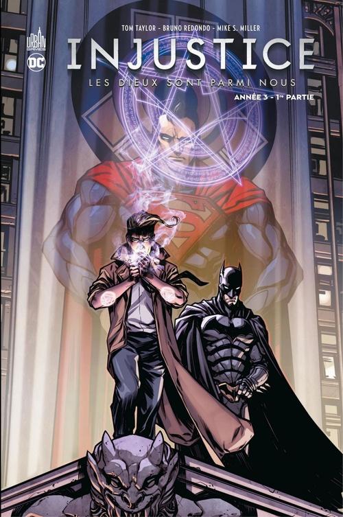 Injustice - Année 3 - 1ère partie  - Tom Taylor  - Collectif
