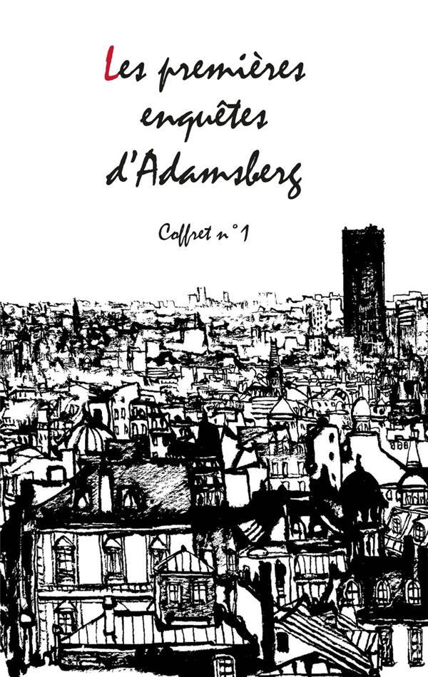 Les premières enquêtes d'Adamsberg t.1