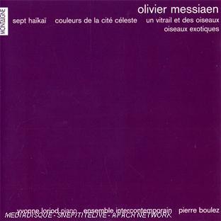 Messiaen: Sept Haikaï. Couleurs de la Cité céleste