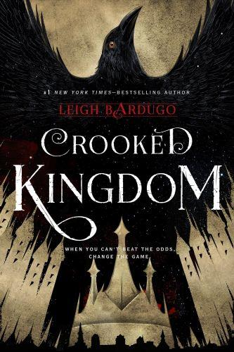 Crooked Kingdom - A Sequel To Six Of Crows