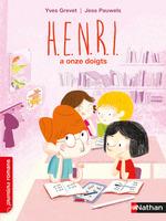 Vente EBooks : H.e.n.r.i a onze doigts  - Yves GREVET