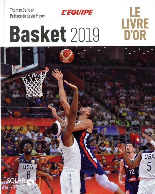 Livre d'or du basket (édition 2019)