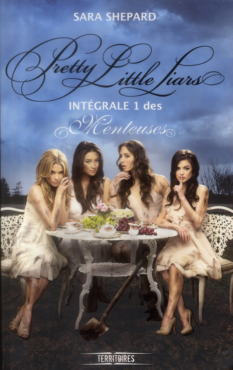 Pretty little liars ; intégrale t.1