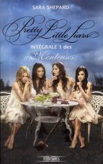 Couverture de Pretty little liars ; intégrale t.1