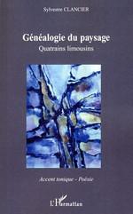 Vente Livre Numérique : Généalogie du paysage  - Sylvestre CLANCIER