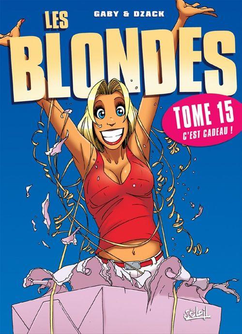 Les blondes T.15 ; c'est cadeau !