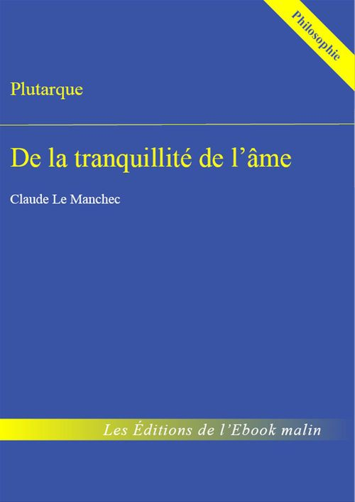 Vente EBooks :   - PLUTARQUE
