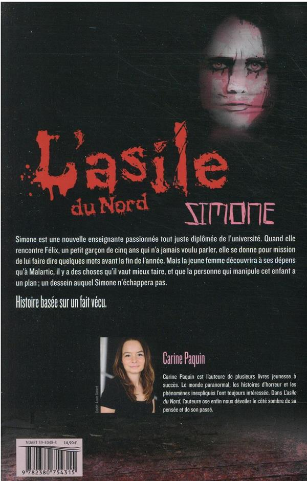 l'asile du Nord t.3 ; Simone