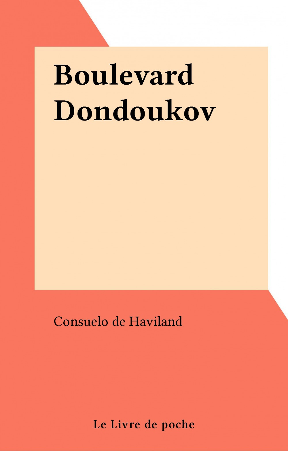 Boulevard dondoukov