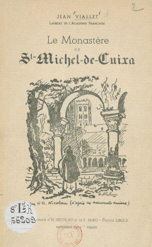 Le monastère de Saint-Michel-de-Cuixa