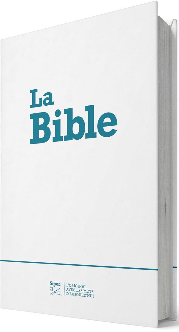BIBLE SEGOND 21 COMPACTE