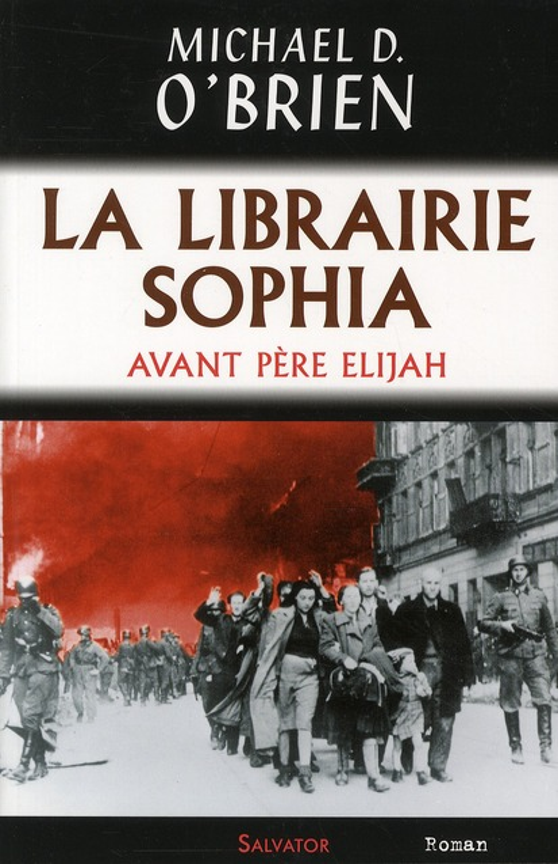 la librairie Sophia ; avant père Elijah