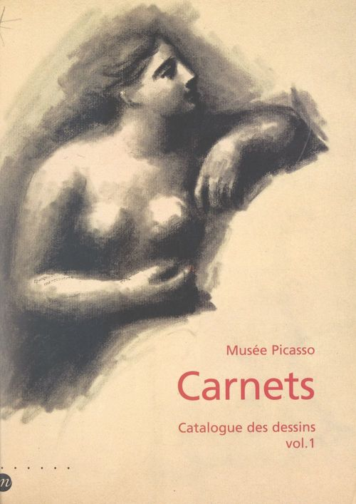 Carnets, catalogue des dessins (1)