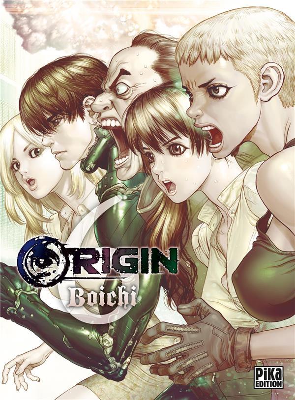 ORIGIN T06 BOICHI