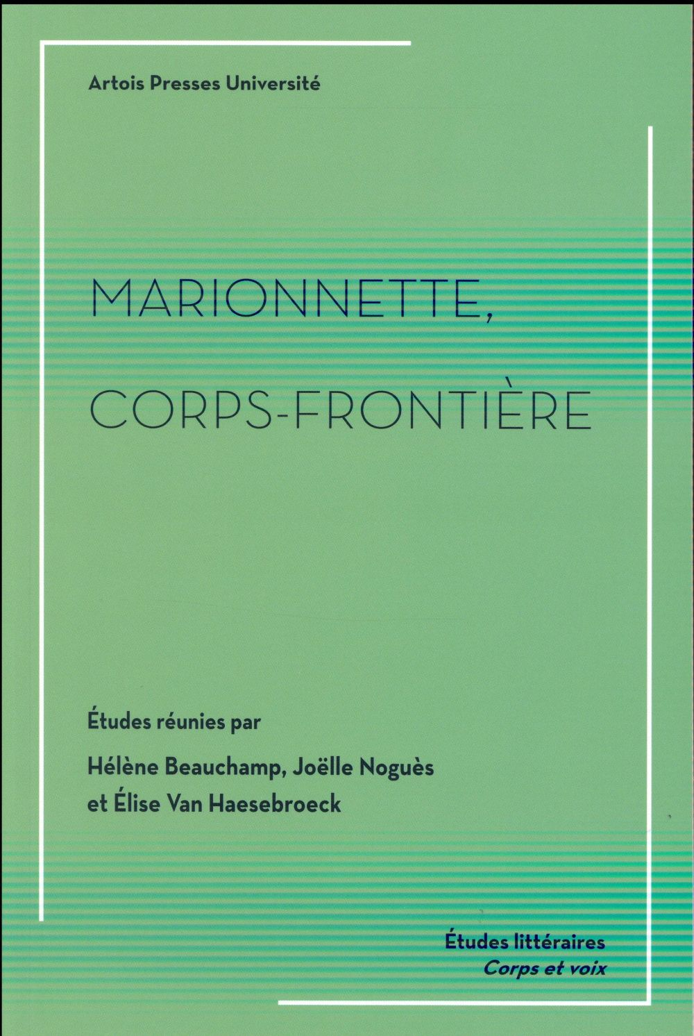 Marionnette corps frontiere