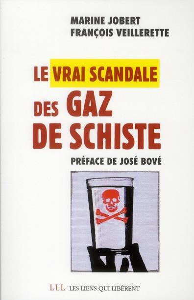 Le vrai scandale du gaz de schiste