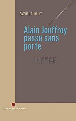 Alain jouffroy passe sans porte