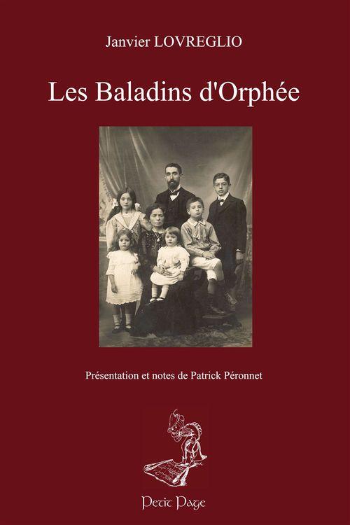 les baladins d'Orphée