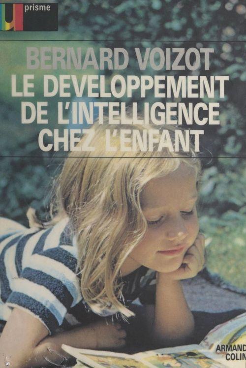 Le développement de l'intelligence chez l'enfant
