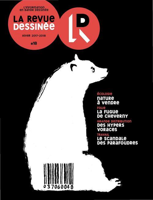 La Revue dessinée #18 - Hiver 2017-2018