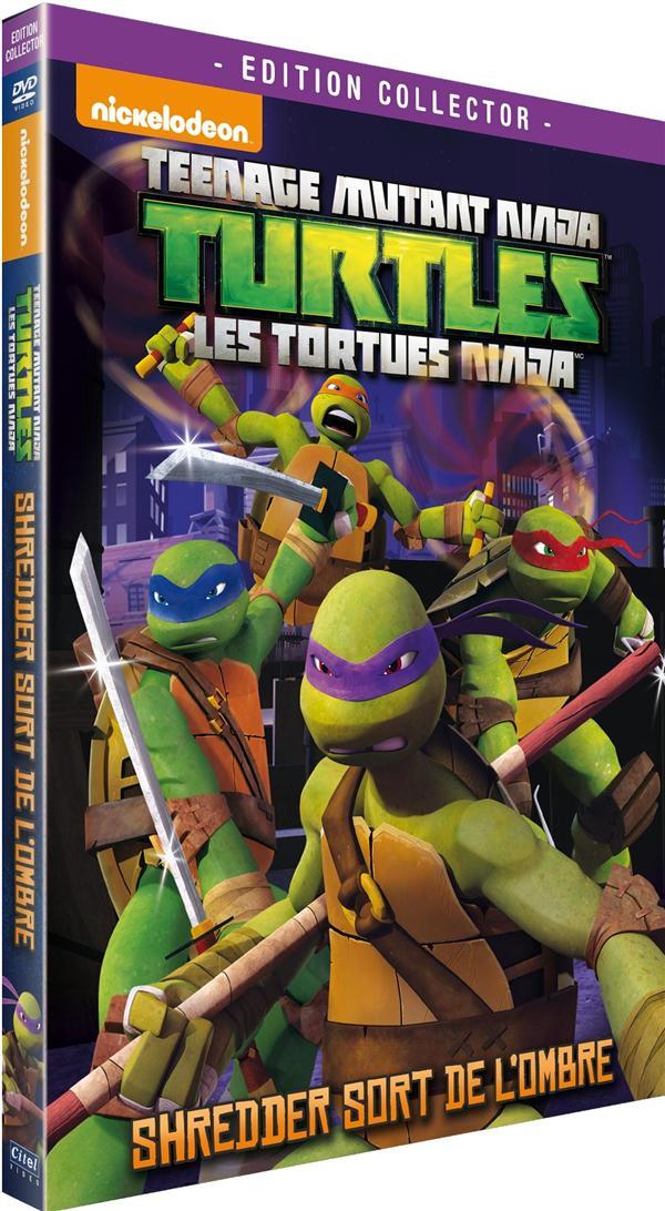 les tortues ninja, vol. 2 : Shredder sort de l'ombre