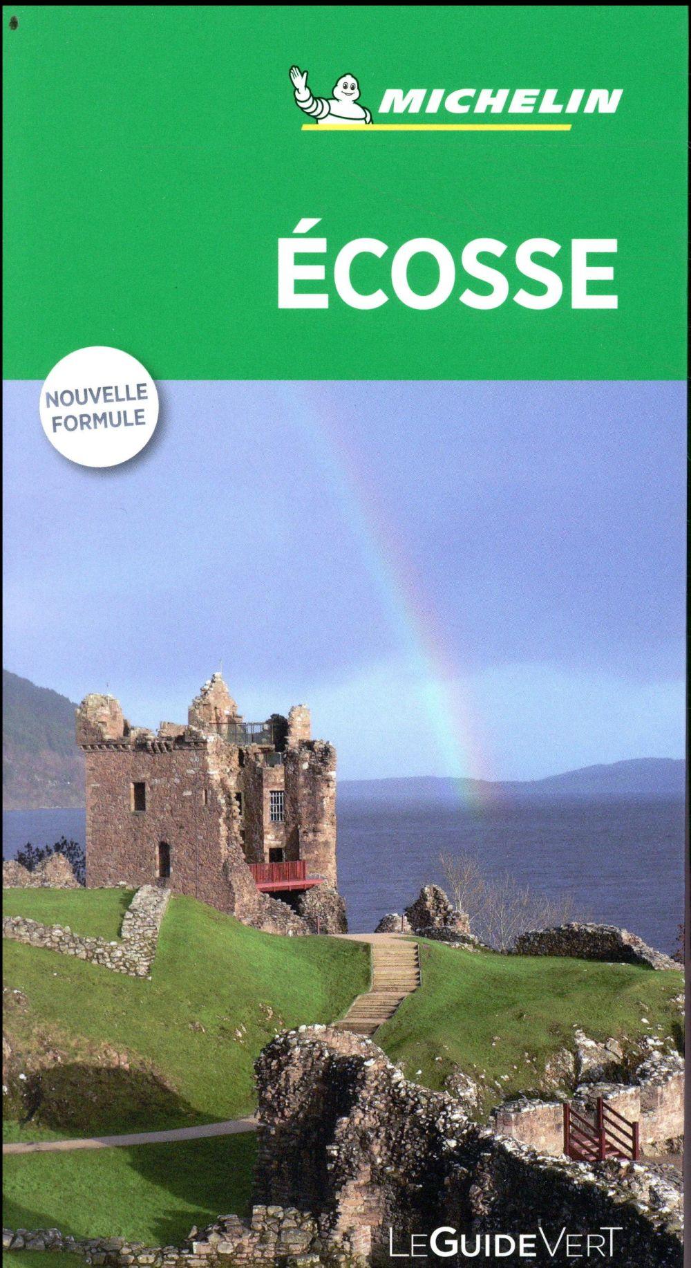 Le guide vert ; Ecosse