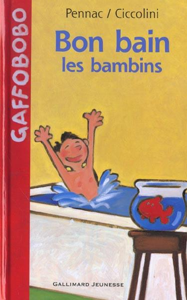 Bon bain les gamins