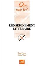 Vente EBooks : L'enseignement littéraire  - Paul ARON - Alain Viala