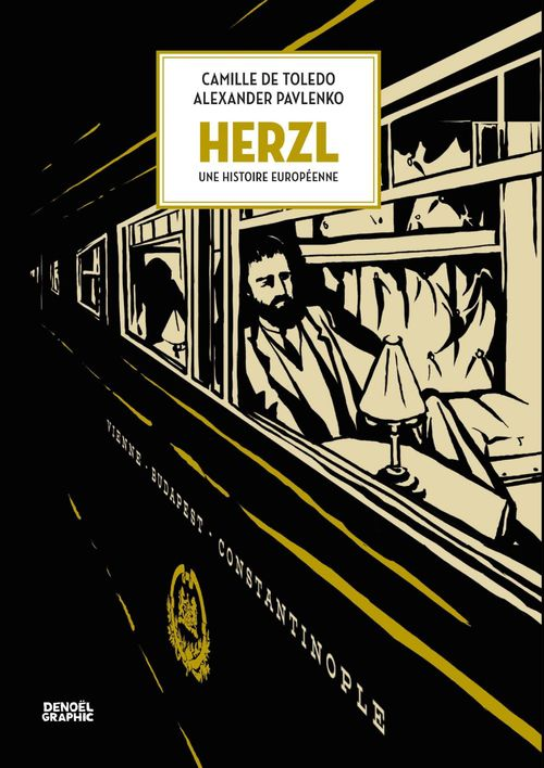Herzl. Une histoire européenne