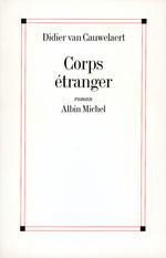 Vente Livre Numérique : Corps étranger  - Didier van Cauwelaert